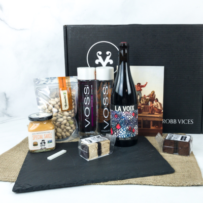 Robb Vices May 2019 Subscription Box Review + Coupon