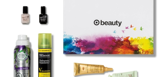 June 2019 Target Beauty Boxes Available Now – $7 Shipped!