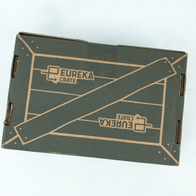 Eureka Crate Review + Coupon – ELECTRONIC PENCIL SHARPENER May 2019