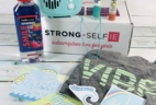 STRONG self(ie) Subscription Box Review – Summer 2019 BURST Box