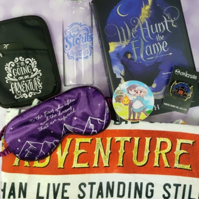 OwlCrate May 2019 Subscription Box Review + Coupon