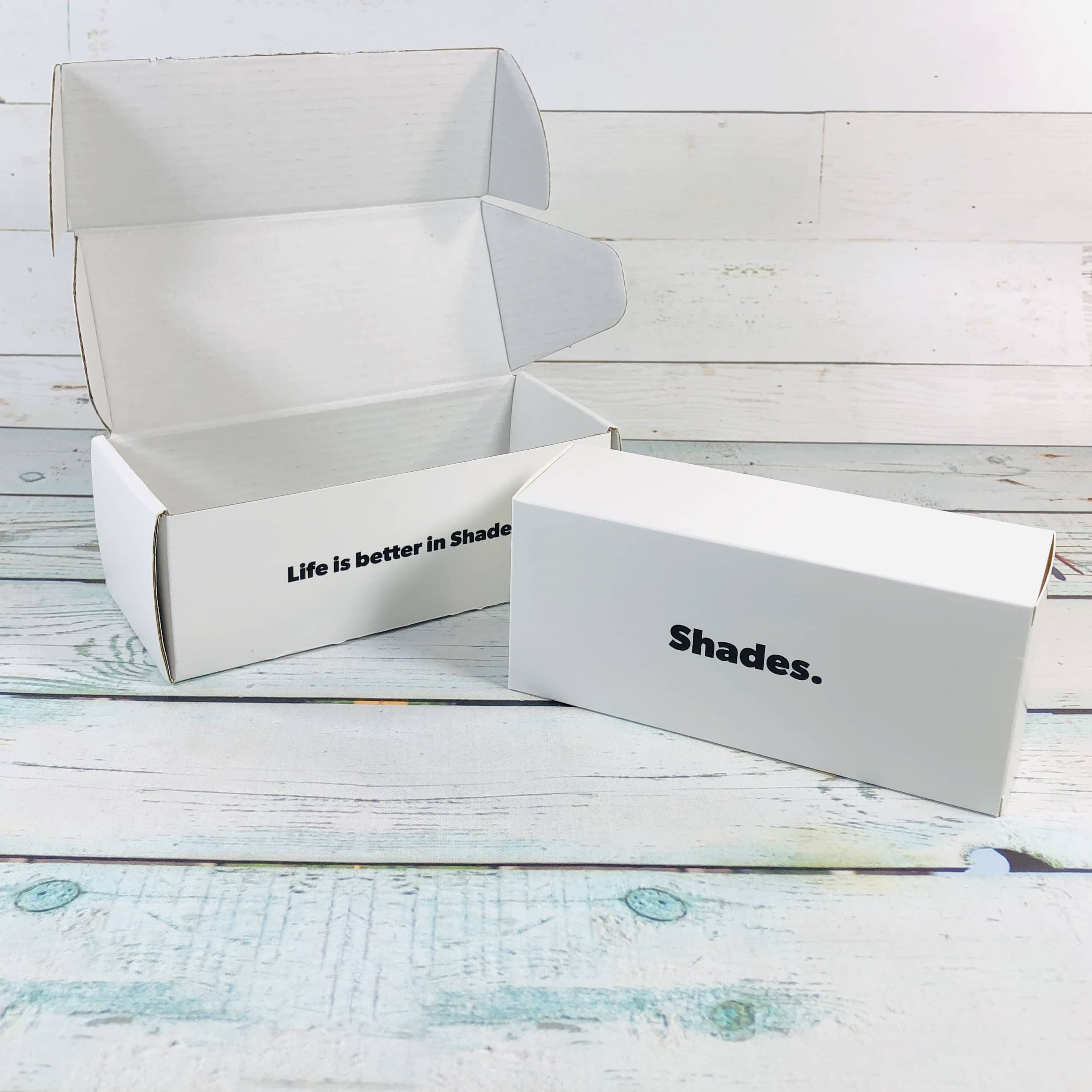 Shades Club June 2019 Subscription Box Review + Coupon
