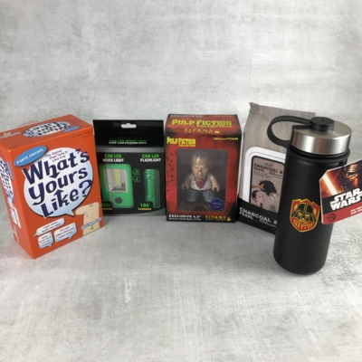 Monthly Mystery Box of Awesome May 2019 Subscription Box Review