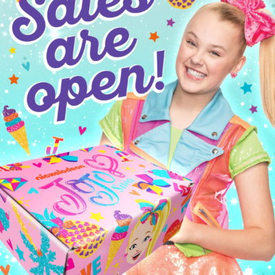 The Jojo Siwa Box Summer 2019 Spoiler #1!