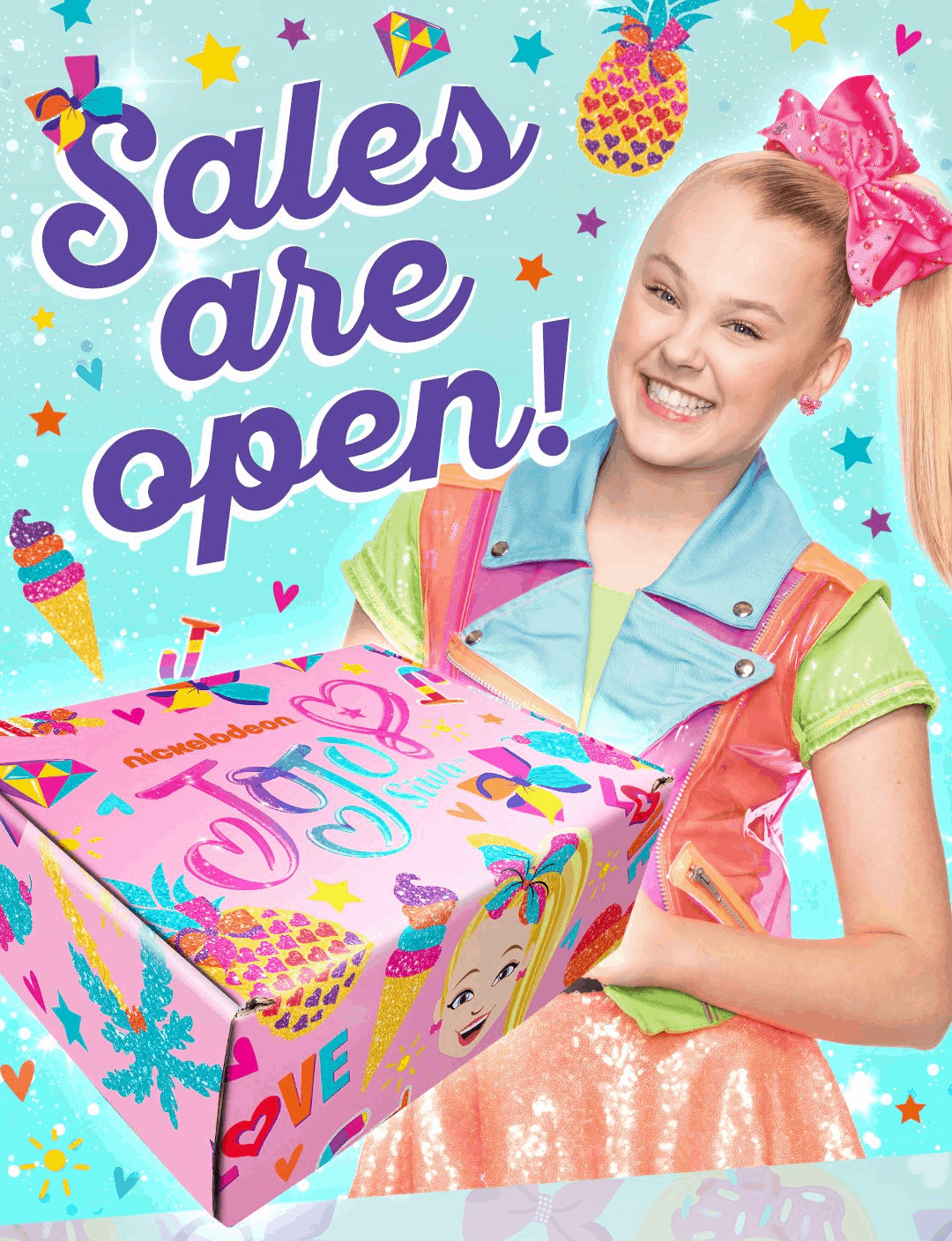 The Jojo Siwa Box Summer 2019 Spoiler #3!