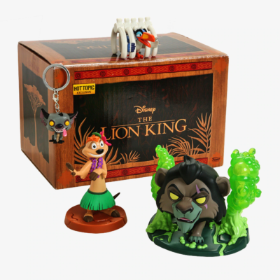 Disney Treasures June 2019 The Lion King Box Available Now + Full Spoilers!
