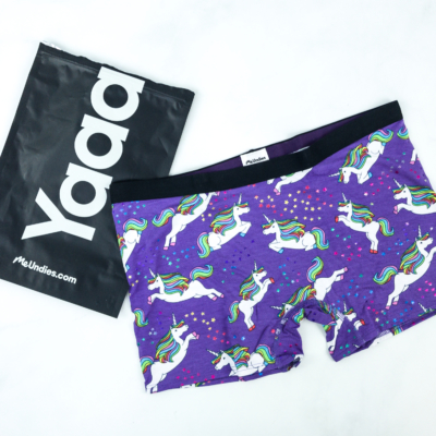 MeUndies June 2019 Subscription Review – Women's