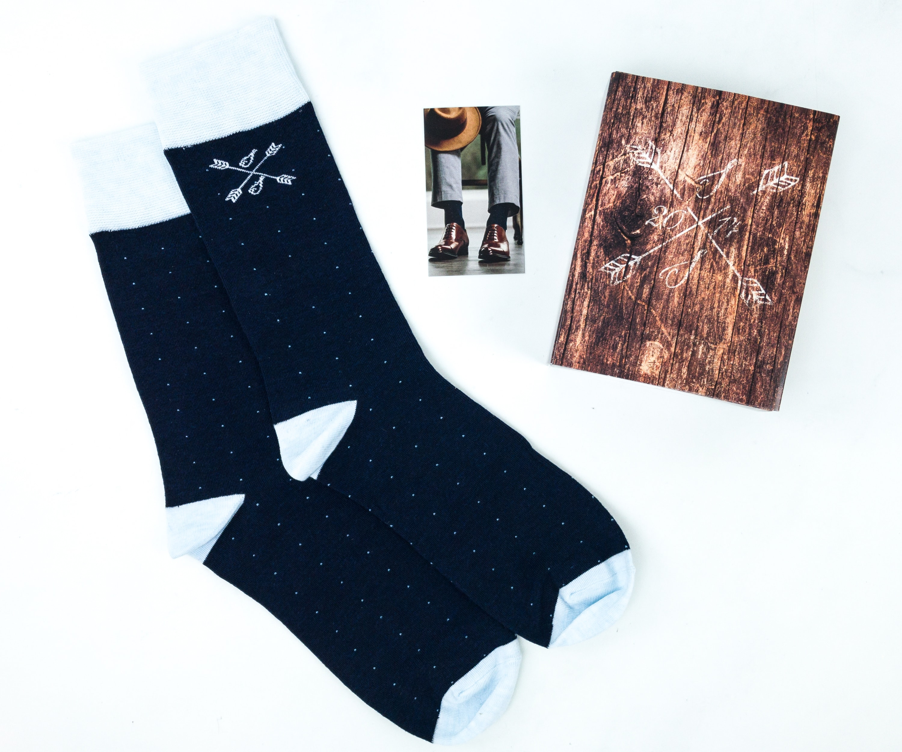 Southern Scholar June 2019 Men's Sock Subscription Box Review & Coupon