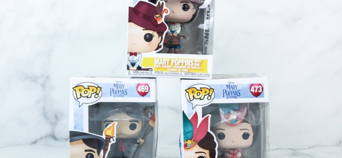 Pop In A Box May 2019 Funko Subscription Box Review & Coupon