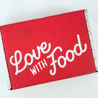 Love with Food January 2020 Spoilers & Coupon!