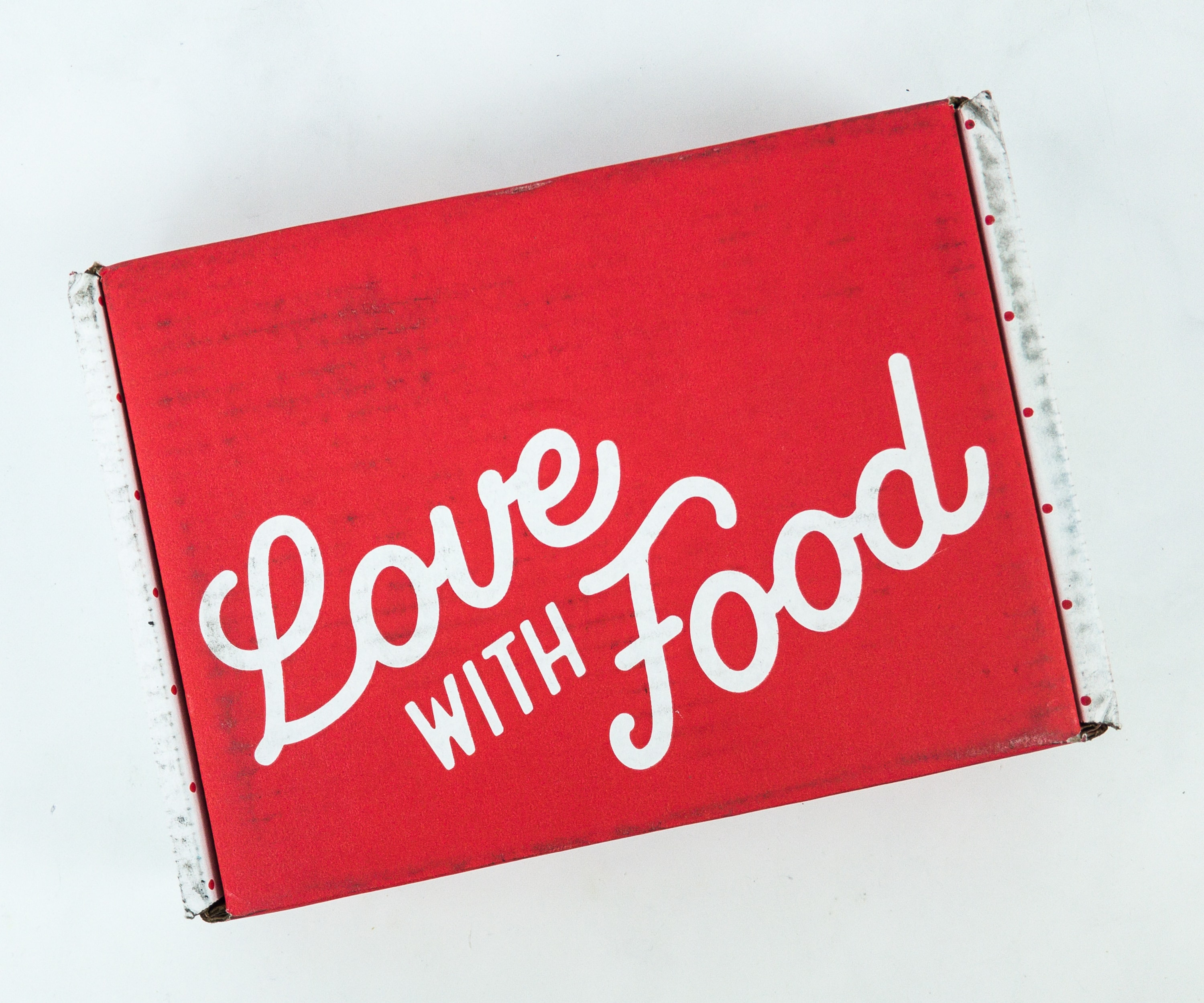Love with Food October 2019 Spoilers & Coupon!