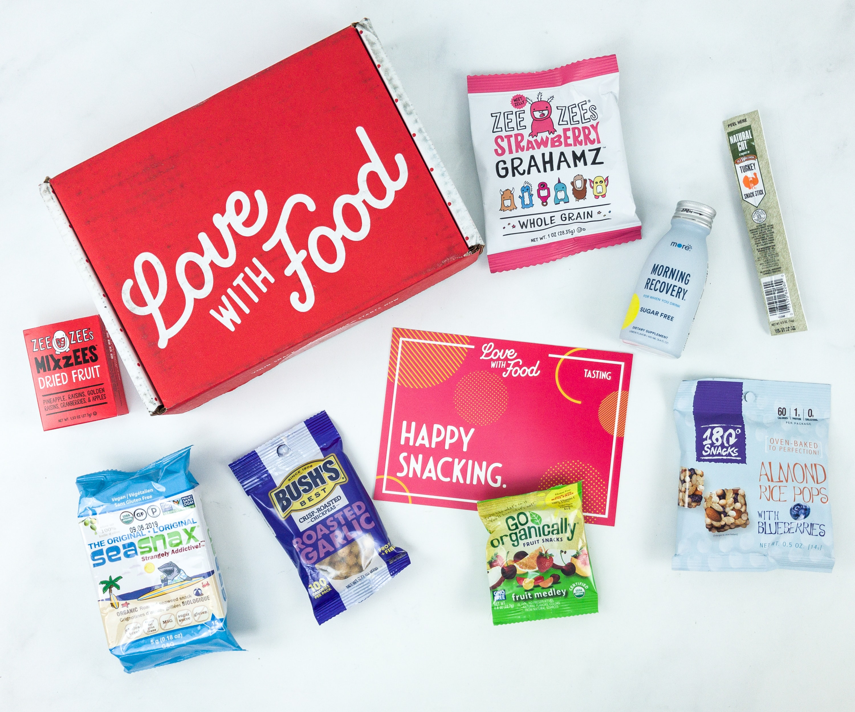 Love With Food June 2019 Tasting Box Review + Coupon!