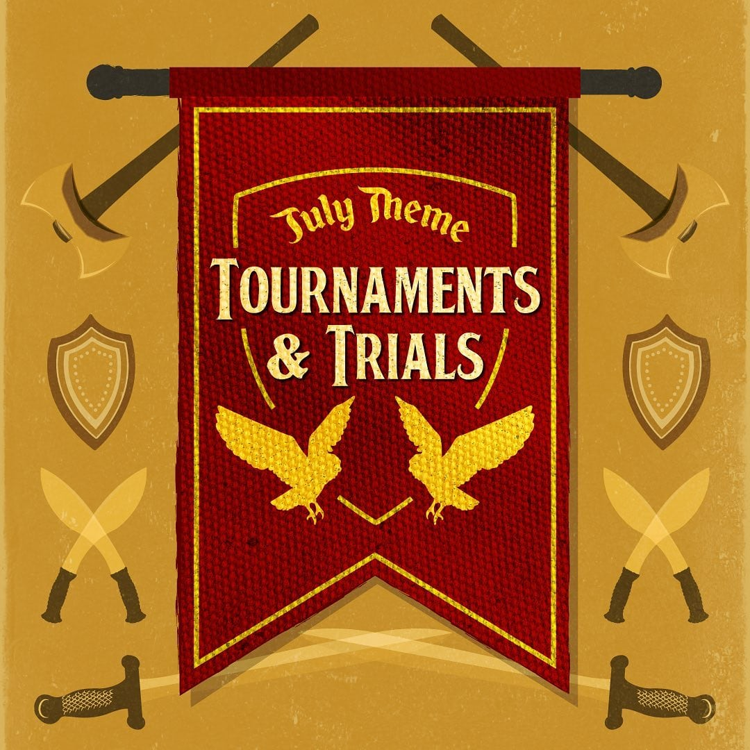 Image result for tournaments and trials owlcrate