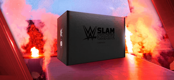 WWE Slam Crate August 2019 Theme Spoilers + Coupons!