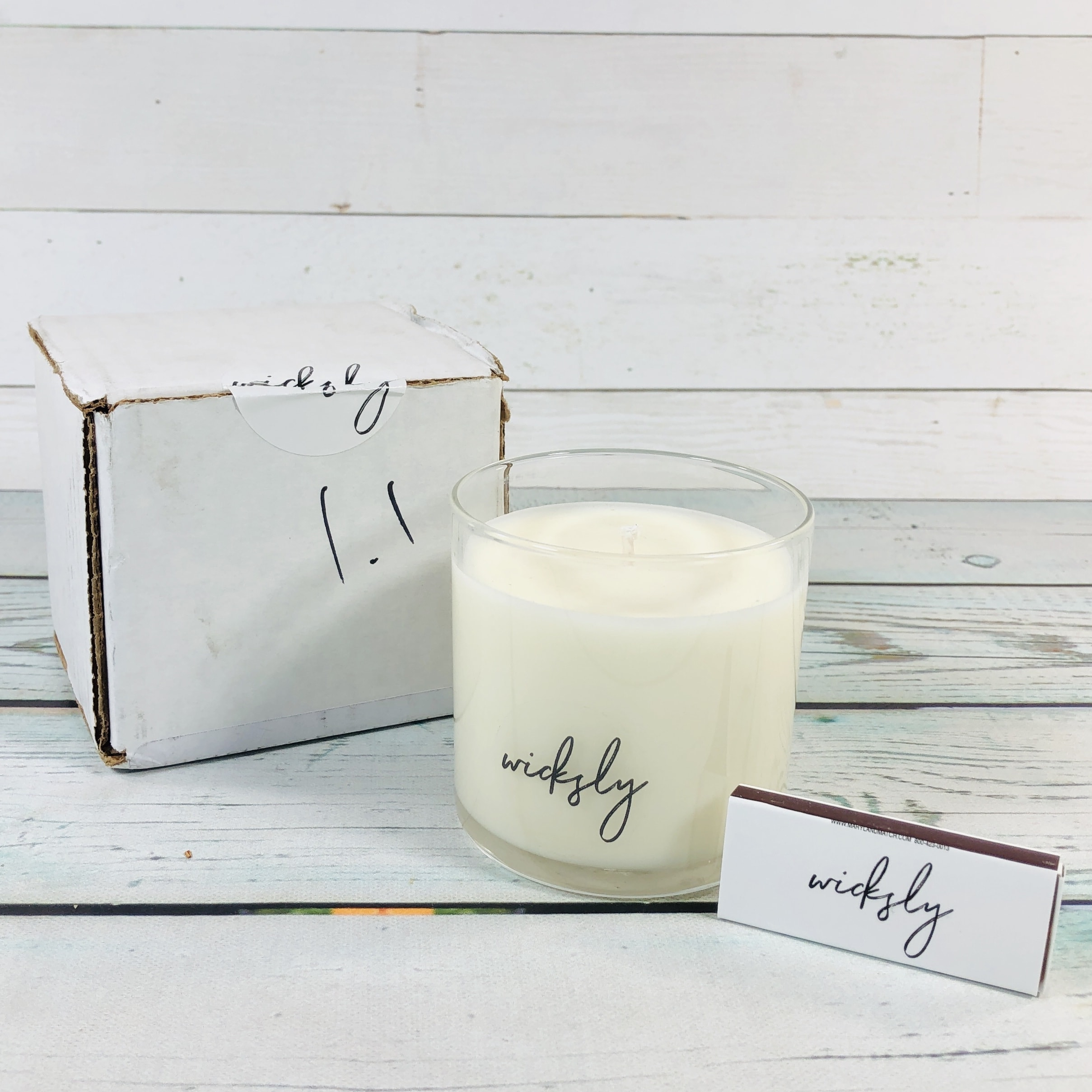 Wicksly June 2019 Subscription Box Review