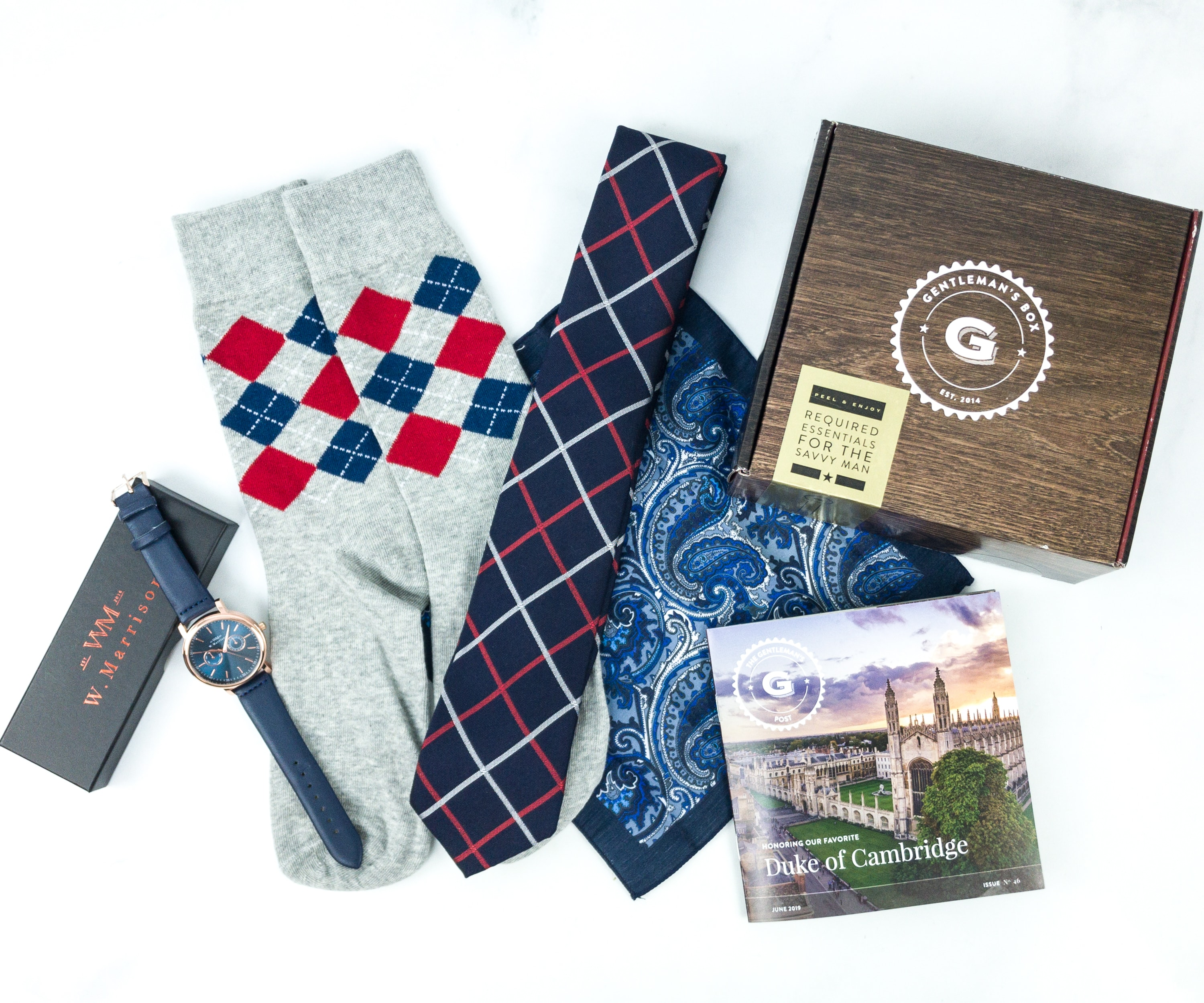 The Gentleman's Box June 2019 Review & Coupon
