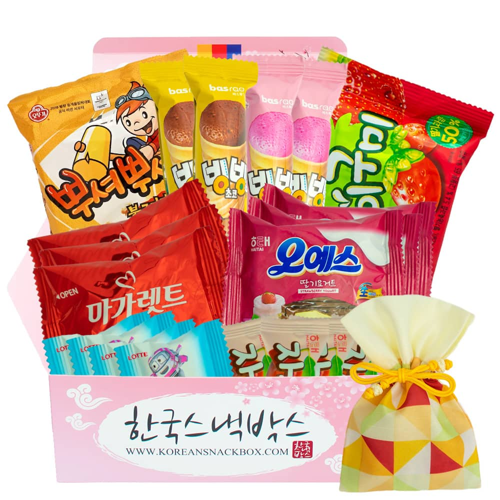 Korean Snack Box Coupon: Get Your First Box For As Low As $14!