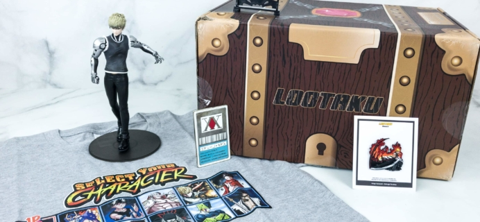 Lootaku May 2019 Subscription Box Review & Coupon