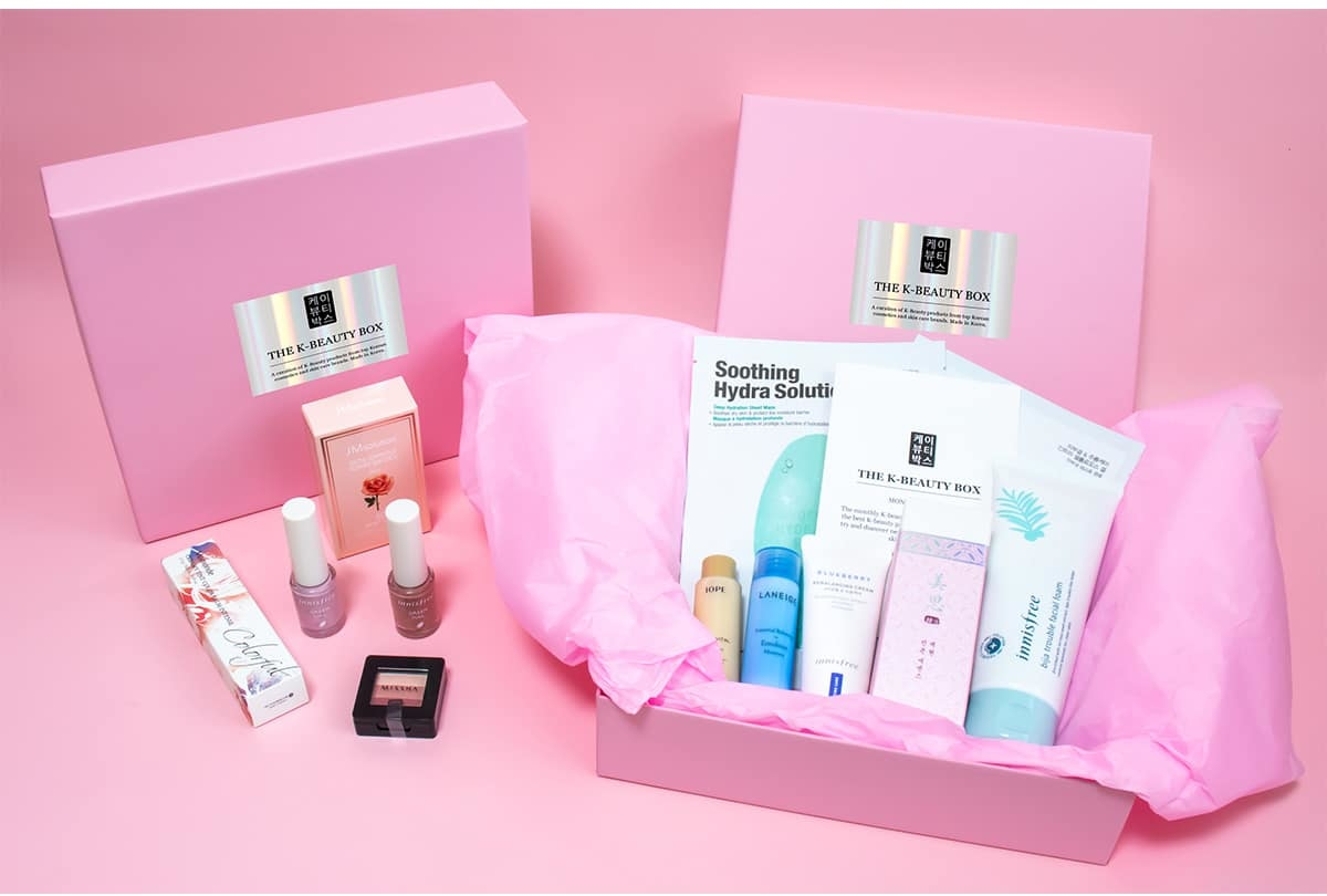 The K-Beauty Box Coupon: Get Your First Box For Just $25!