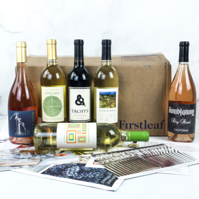 Firstleaf Wine Club June 2019 Subscription Box Review + Coupon