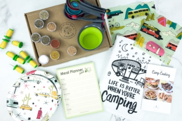 Out of the Box Camping Black Friday Deal: Save 25% on a subscription to camp in style!