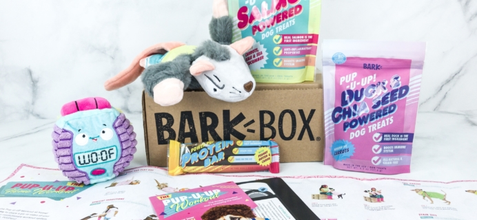 Barkbox June 2019 Subscription Box Review + Coupon – Large Dog
