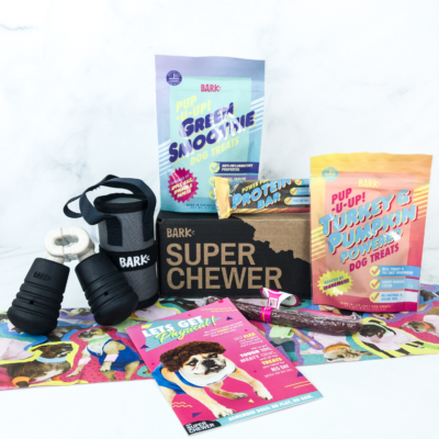 Barkbox Super Chewer June 2019 Subscription Box Review + Coupon!