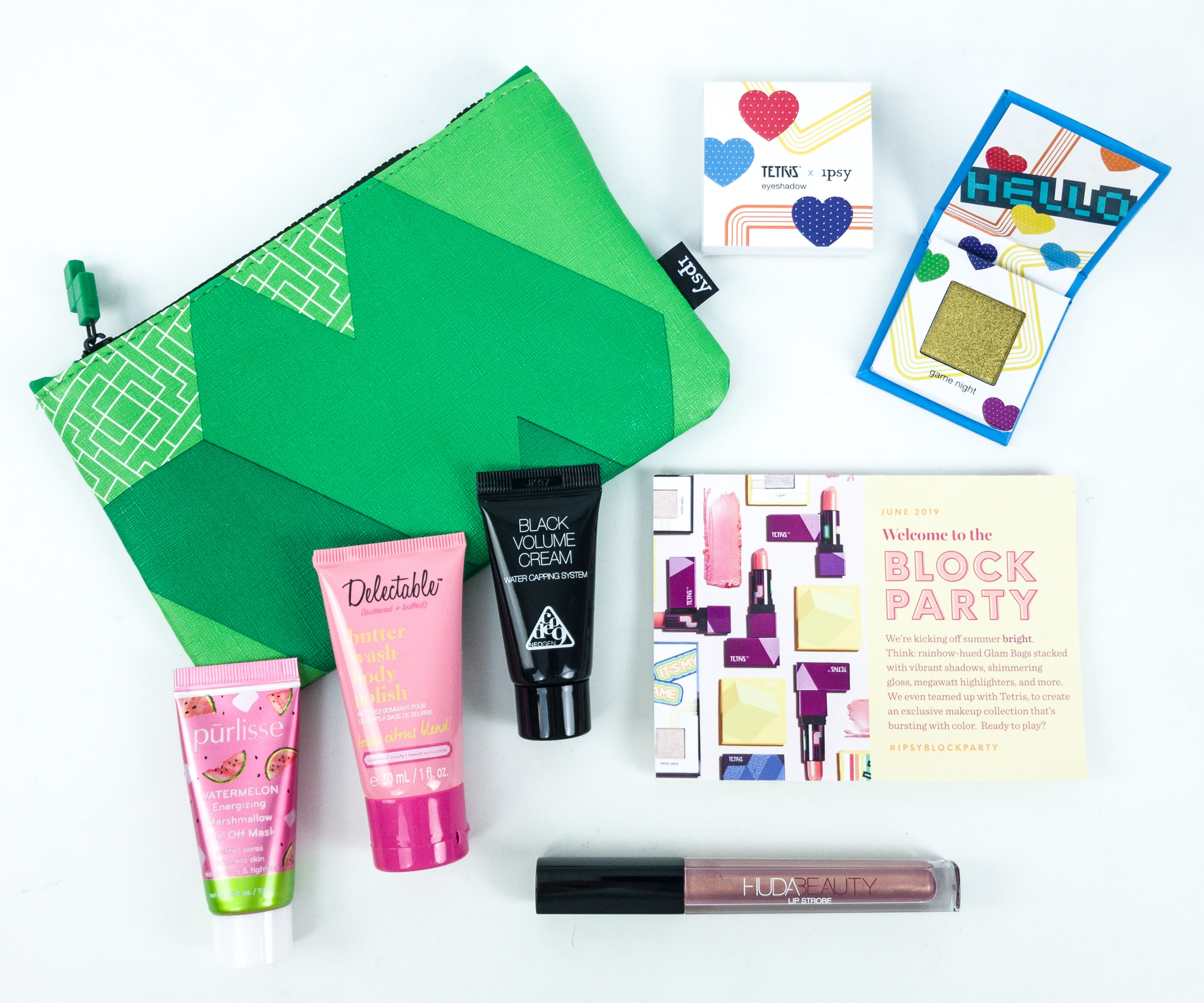 Ipsy June 2019 Review
