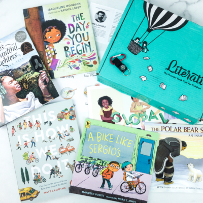Literati Club Nova Box Review + Coupon – June 2019