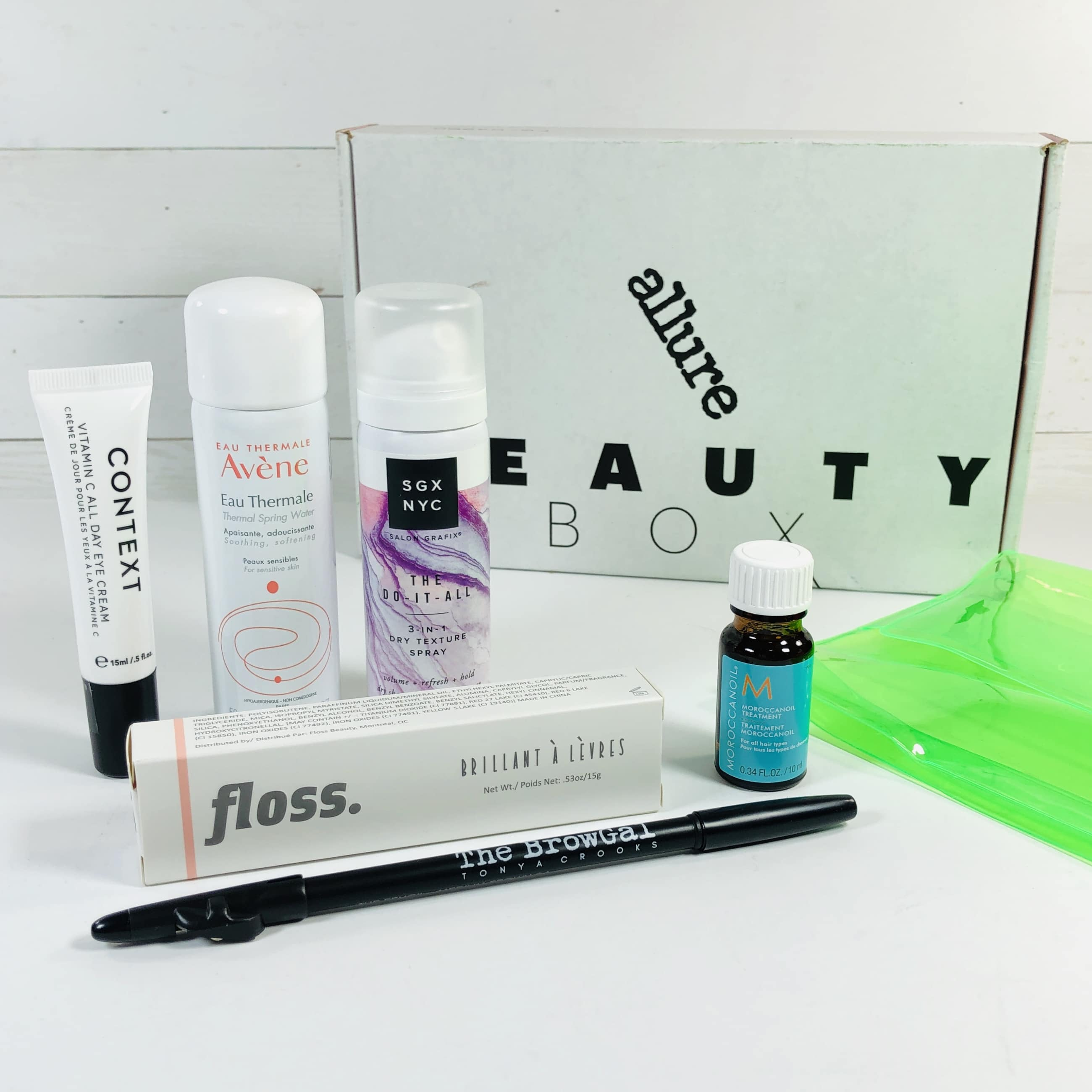 Allure Beauty Box June 2019 Subscription Box Review & Coupon