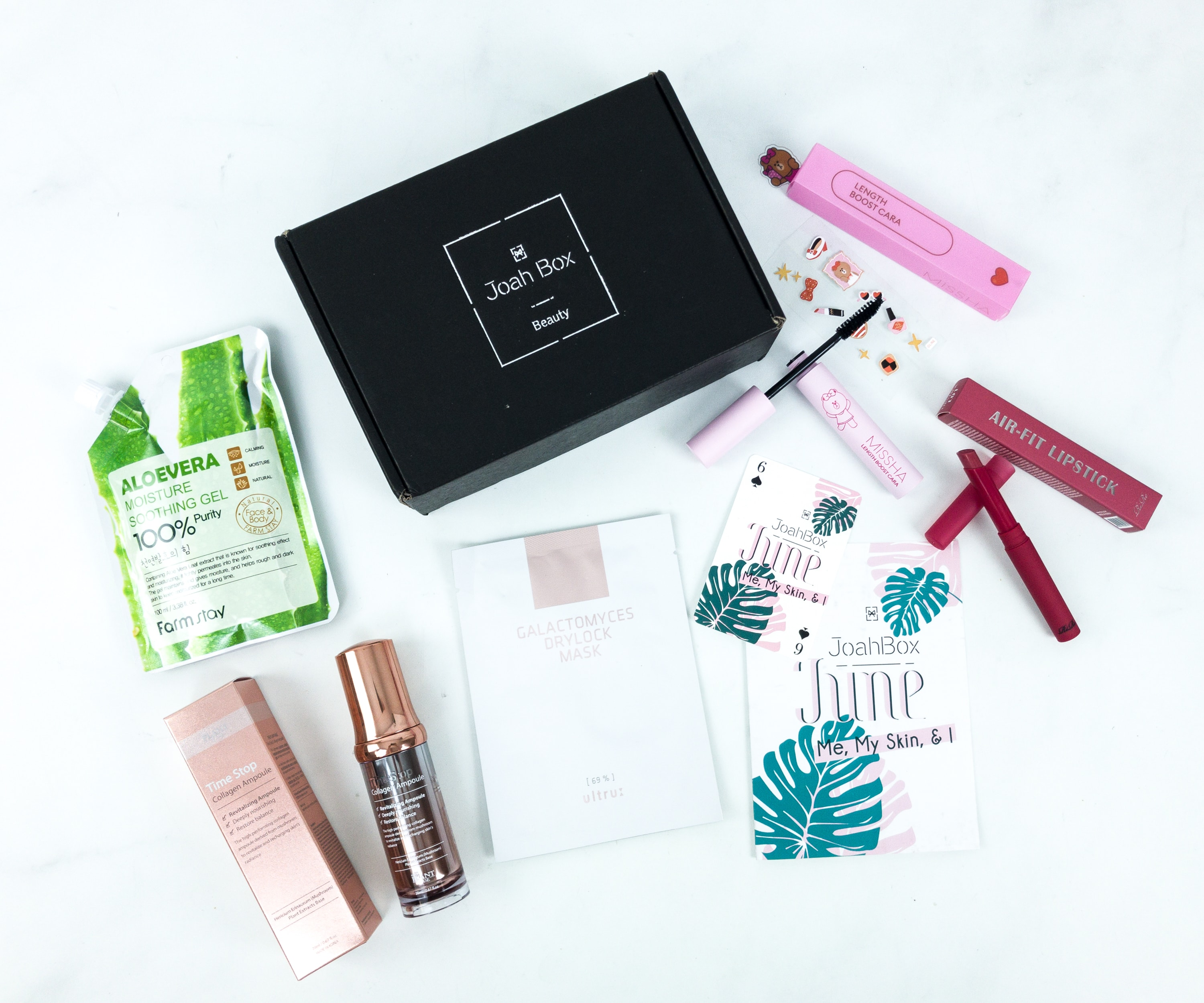 JoahBox June 2019 Subscription Box Review + Coupon