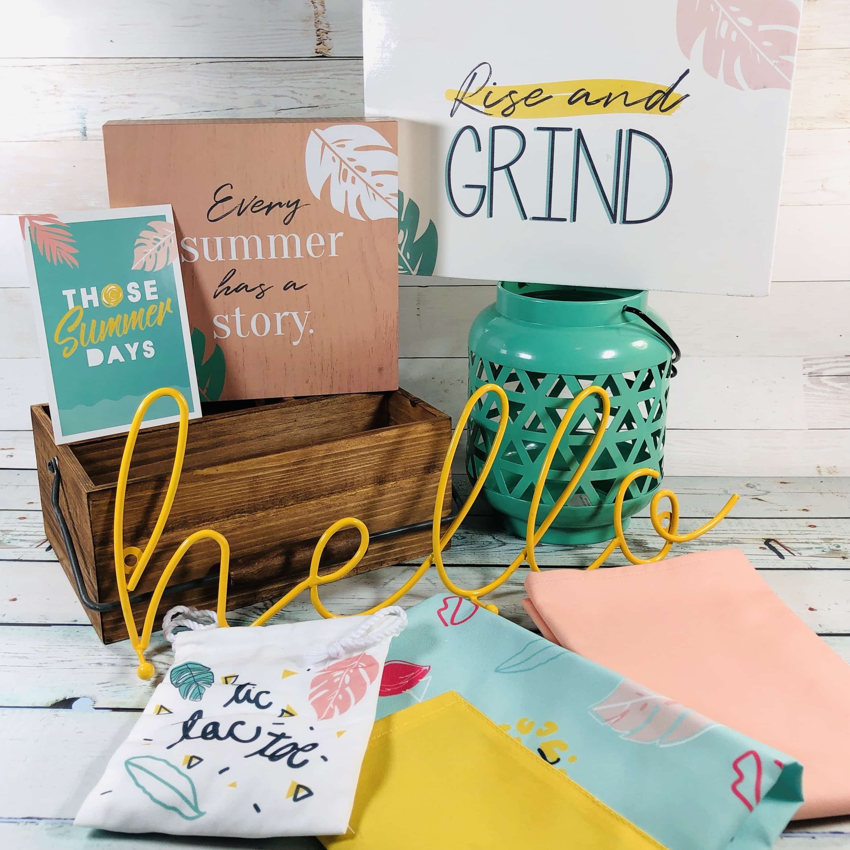 Decocrated Summer 2019 Subscription Box Review + Coupon
