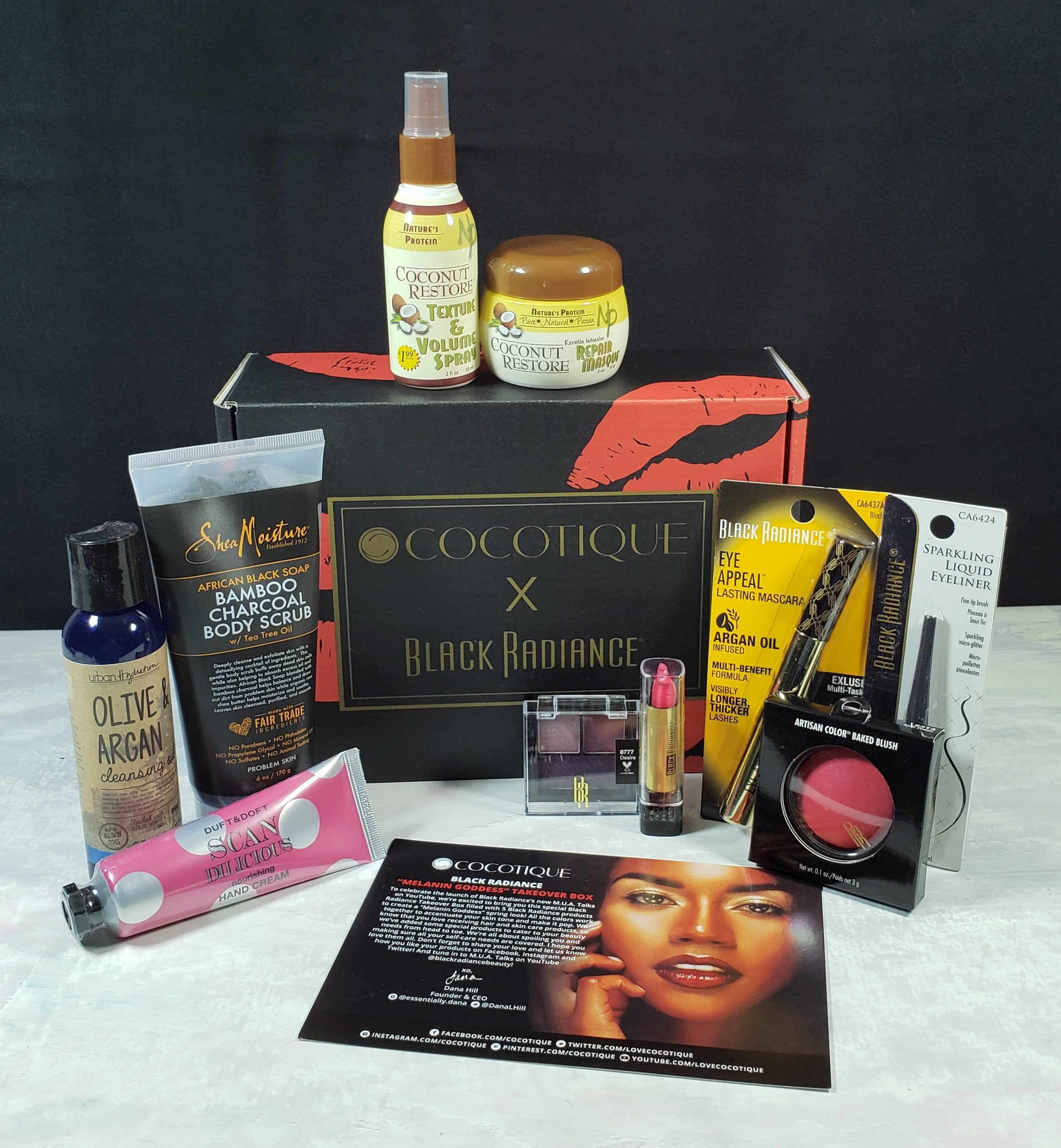 COCOTIQUE Subscription Box Review + Coupon! – April 2019