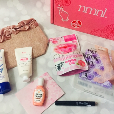 nmnl July 2019 Subscription Box Review + Coupon