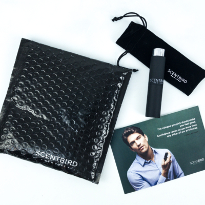 Scentbird for Men May 2019 Subscription Review & Coupon