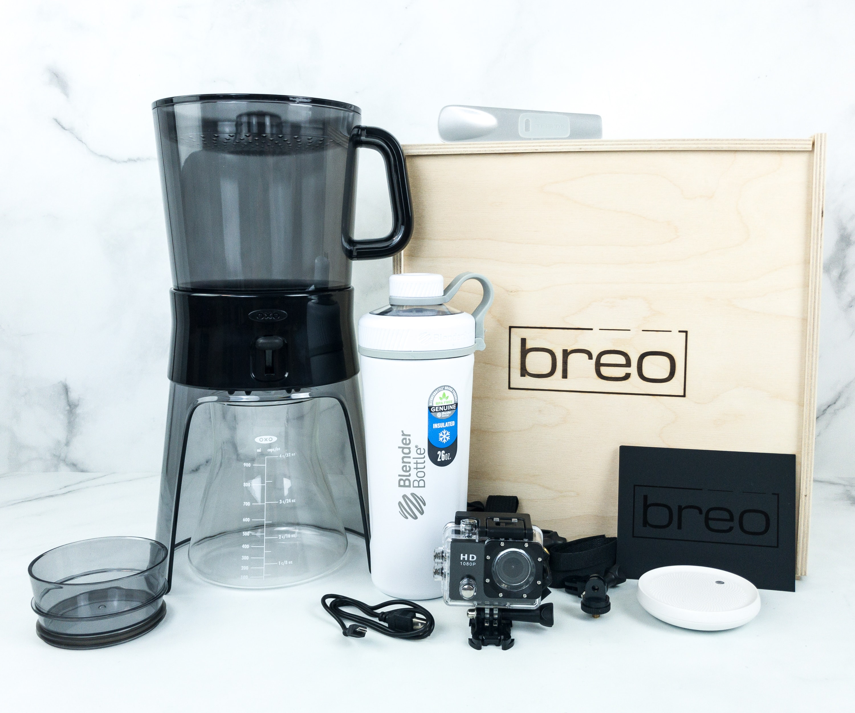 Breo Box Subscription Box Review + Coupon – Summer 2019
