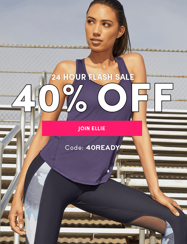 Ellie Flash Sale: Get 40% Off Your First Box!