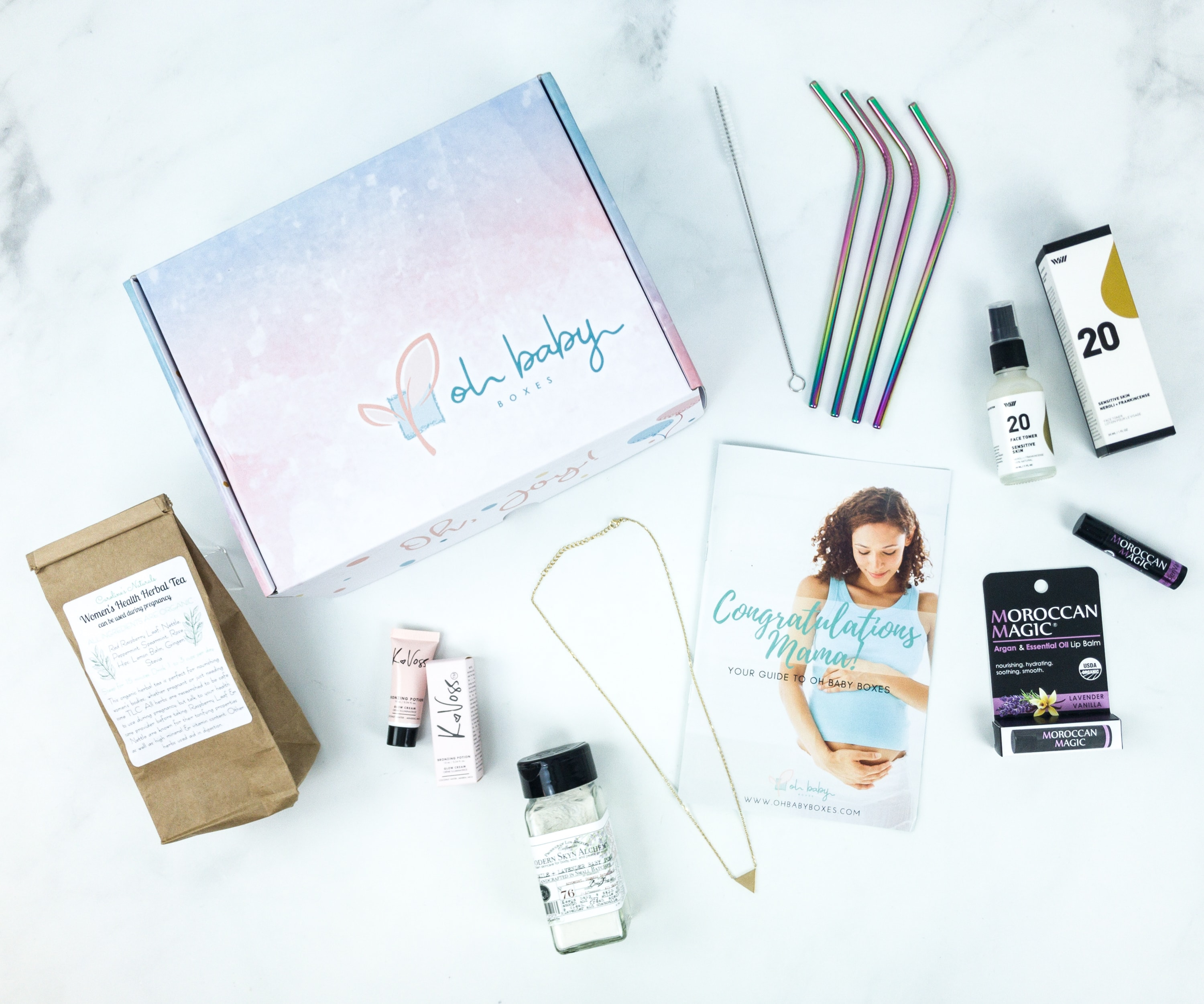 Oh Baby Boxes June 2019 Subscription Box Review
