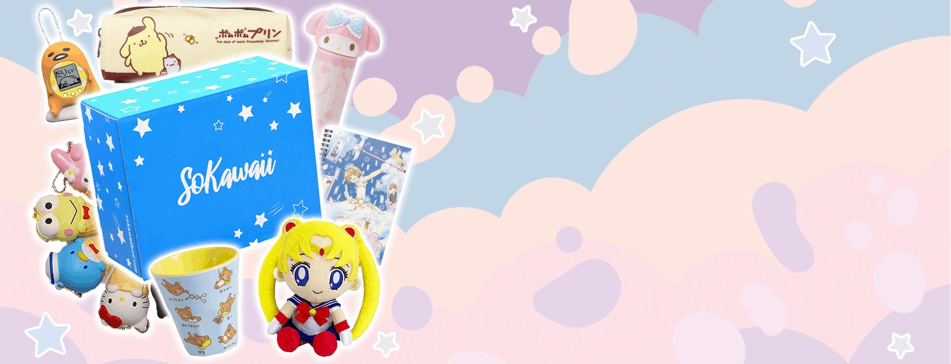 New Subscription Boxes: SoKawaii Available Now + July 2019 Theme Spoilers + Coupon!
