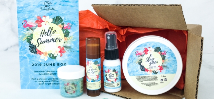 Fortune Cookie Soap FCS of the Month June 2019 Box Review