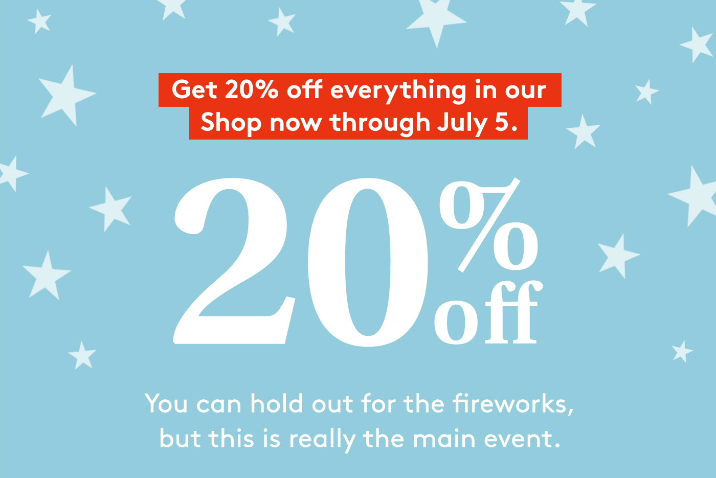 Birchbox Fourth Of July Sale: Save 15% on Everything (ACES Save 20%!)!