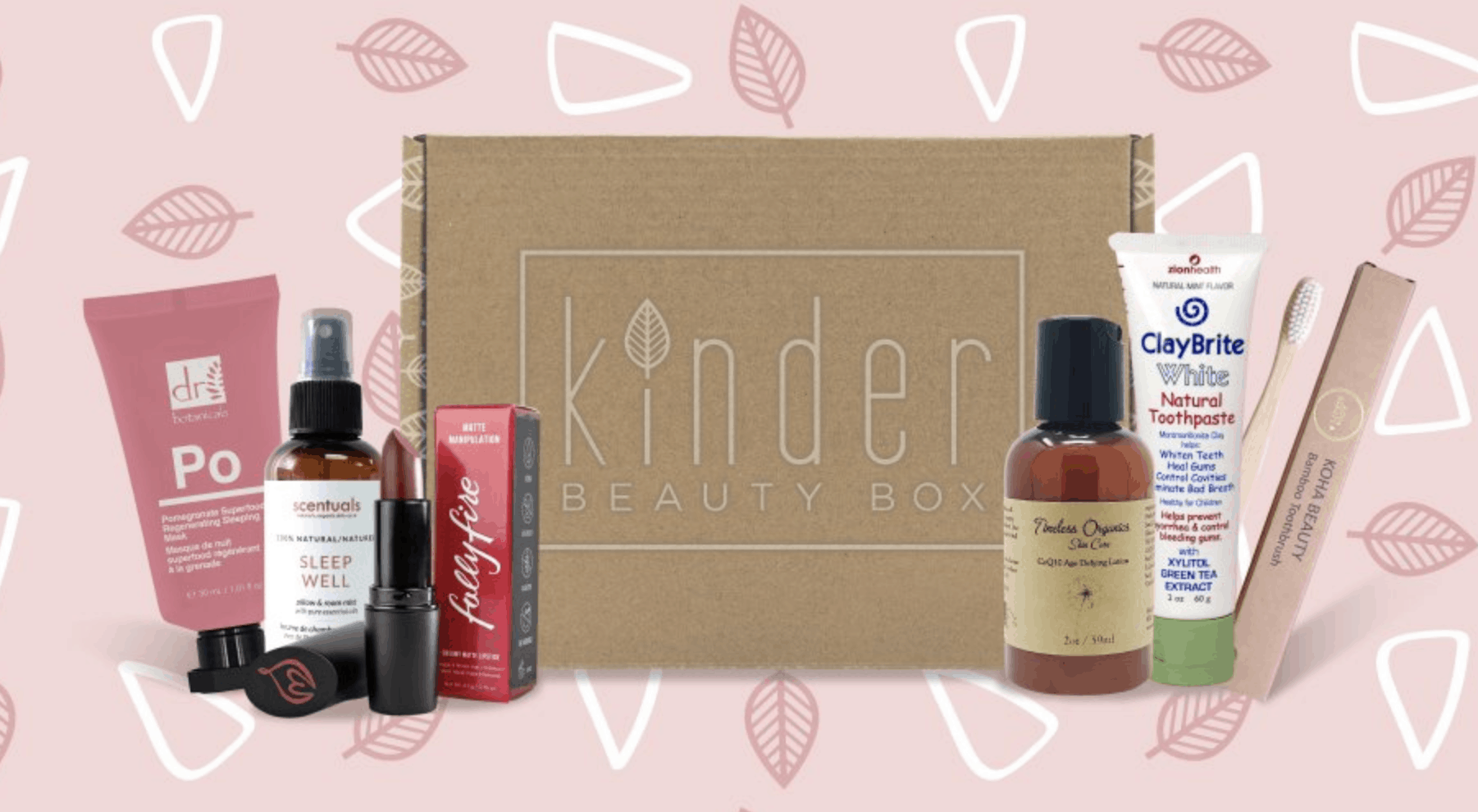 Kinder Beauty Box Sale: Save $7!