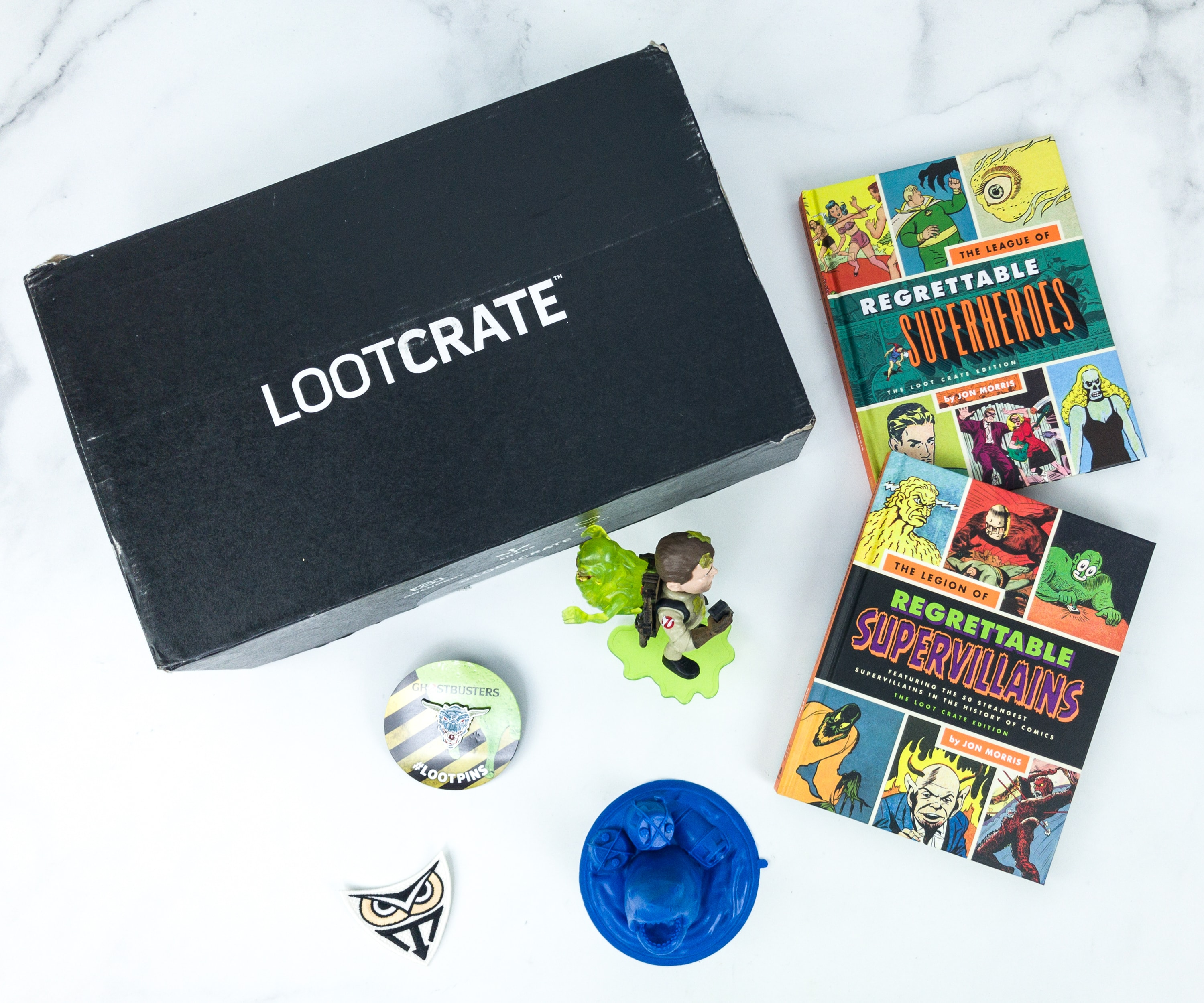 Loot Crate May 2019 Review + Coupons –  NEMESIS