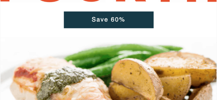 Home Chef Fourth of July Sale: Save 60%!