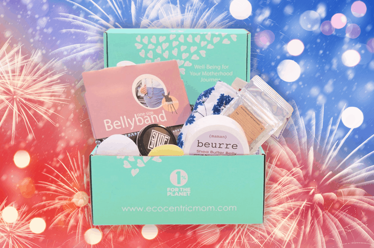 Ecocentric Mom Fourth Of July Sale: Get 30% Off All Subscription Boxes!