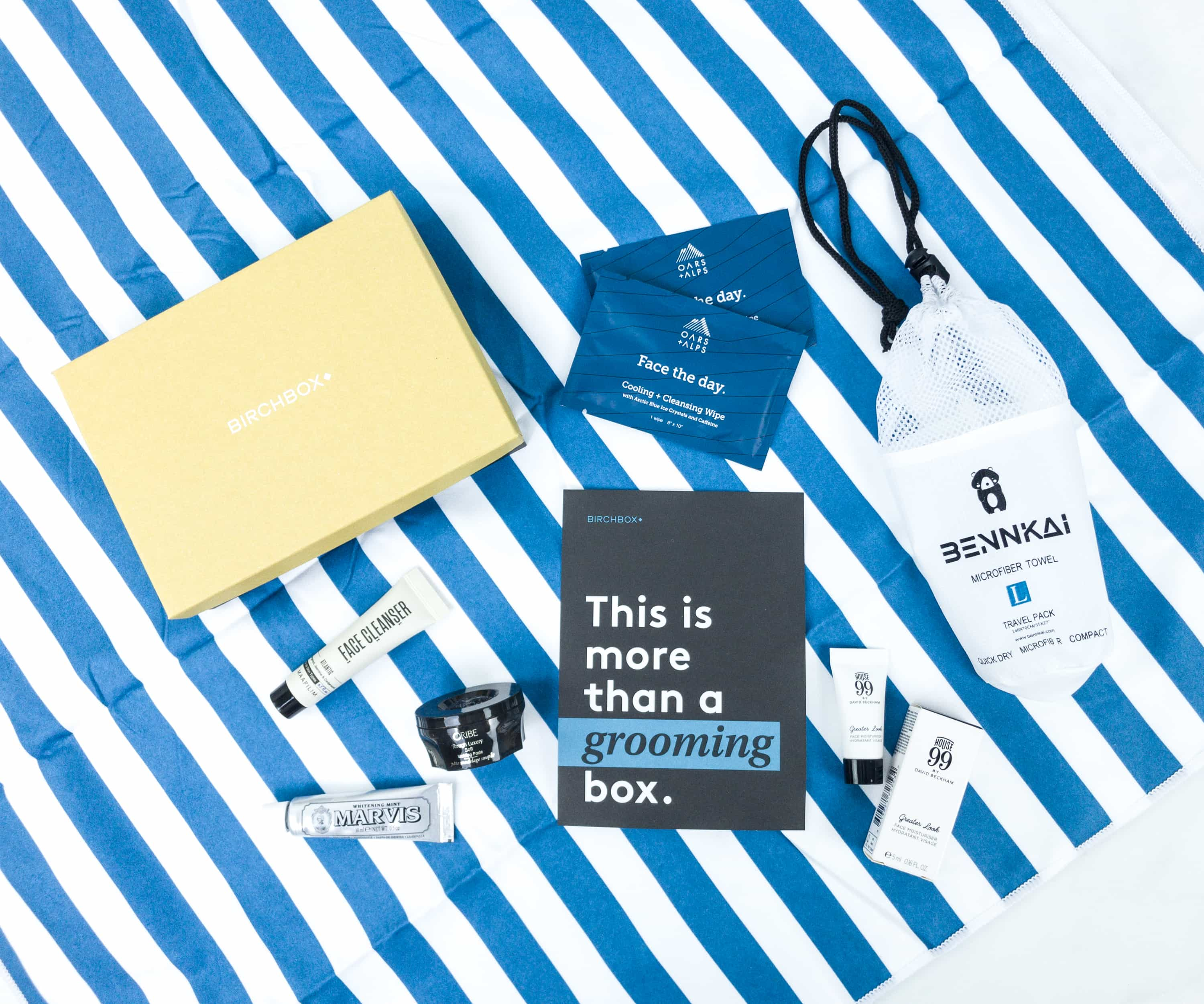 Birchbox Man June 2019 Subscription Box Review & Coupon