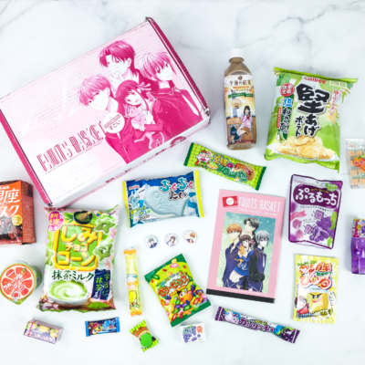 Japan Crate June 2019 Subscription Box Review + Coupon