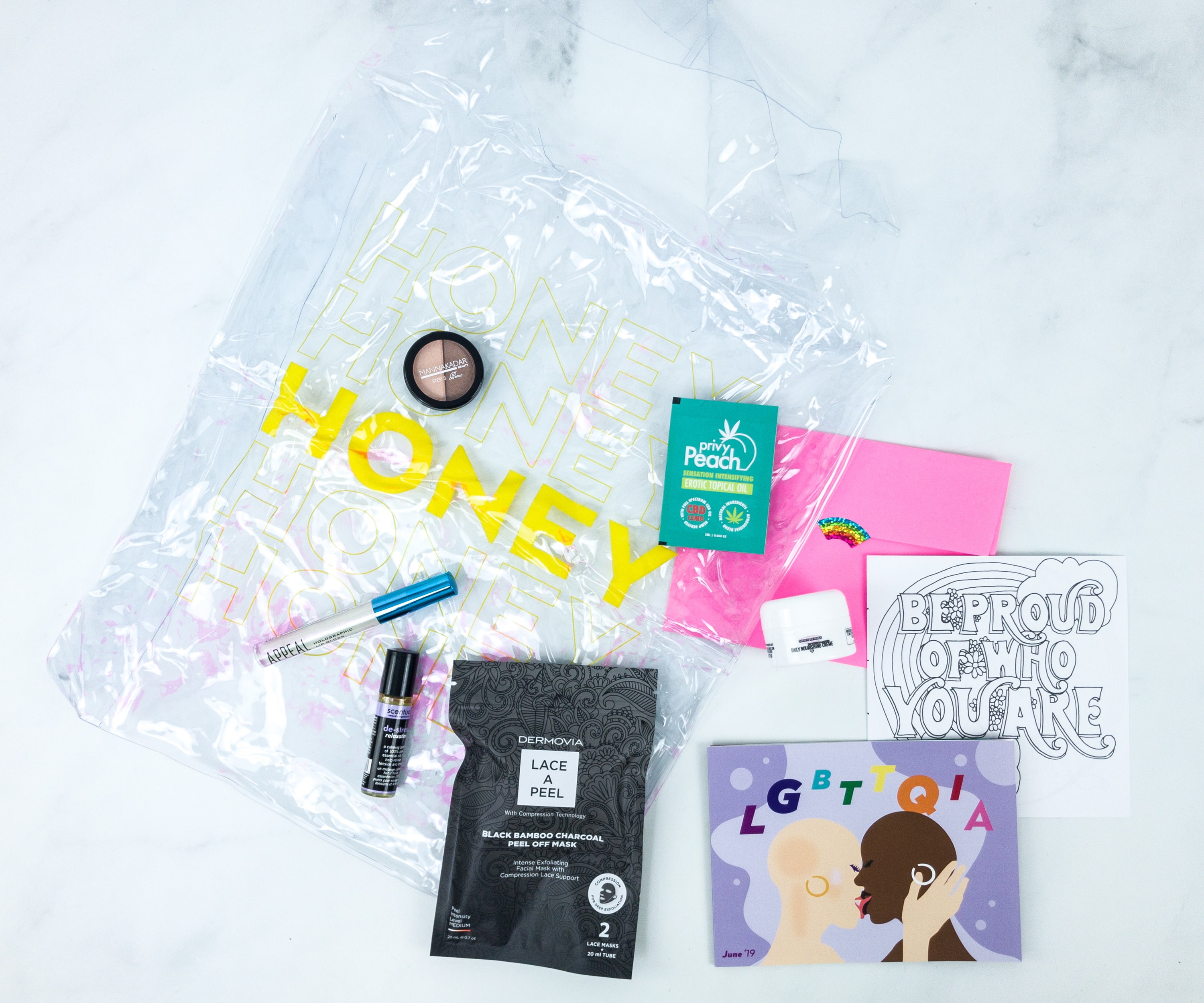 Slutbox by Amber Rose June 2019 Subscription Box Review & Coupon {NSFW}