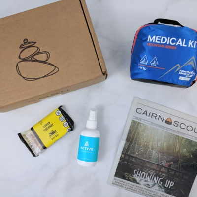 Cairn June 2019 Subscription Box Review + Coupon