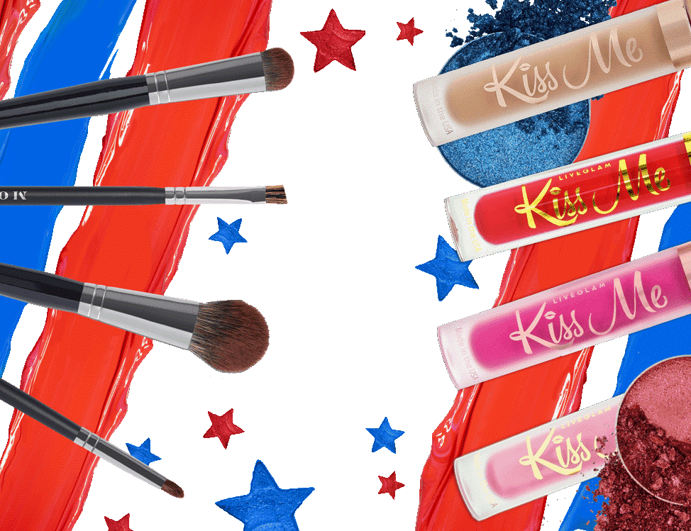 LAST CALL LiveGlam MorpheMe + KissMe + ShadowMe Sale: Get TWO FREE Lippies OR Brushes!